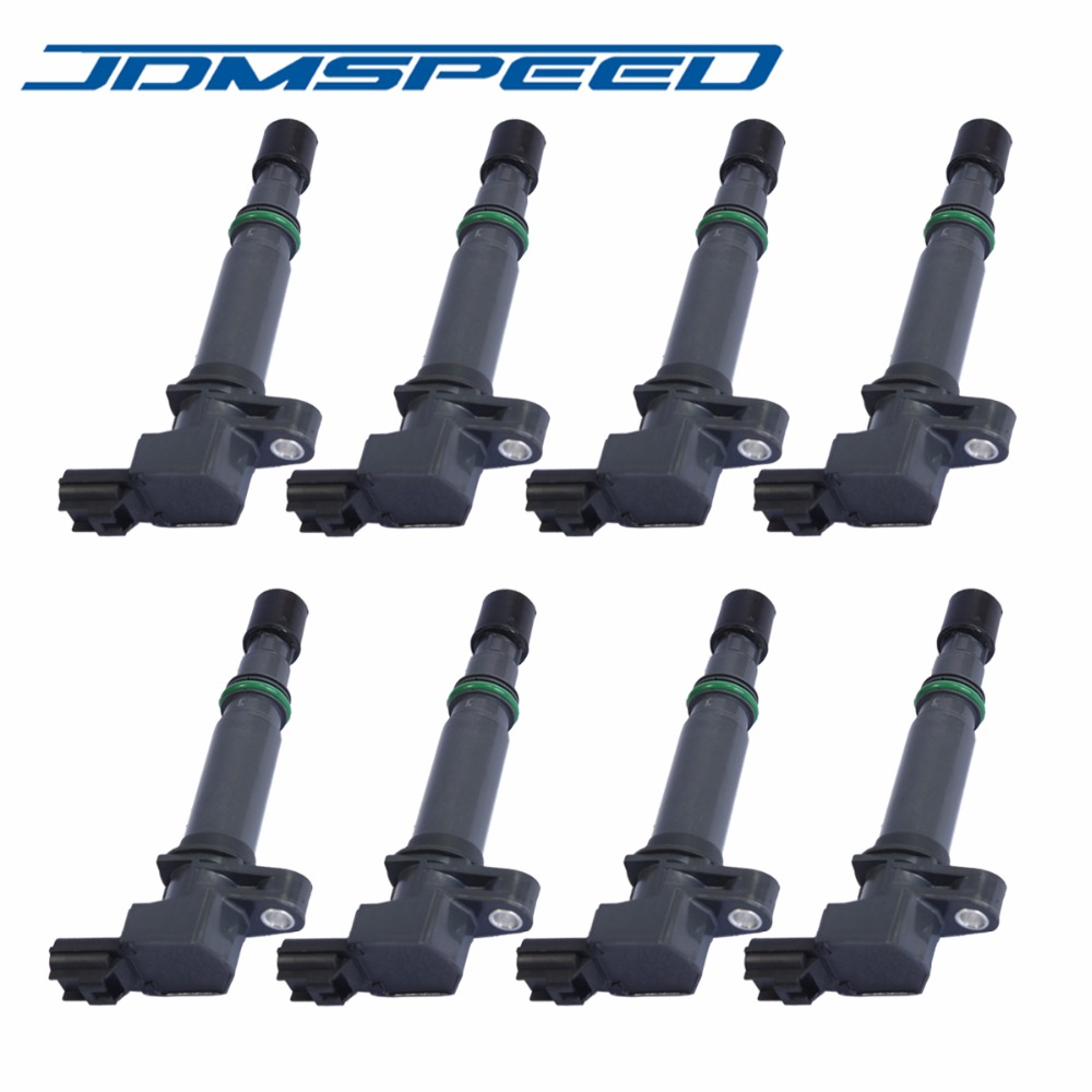 Free Shipping Set of 8 Ignition Coils 56028138AD UF270 Fits For Dodge Jeep Mitsubishi 3 7L