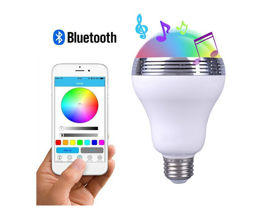 Compare Prices on Philips Light Bulb- Online Shopping/Buy Low ...:Bluetooth Speaker Led Light Bulb Smart E26 Bulb With Rgb Color Changing  Music Bulb Lamp Dancing,Lighting
