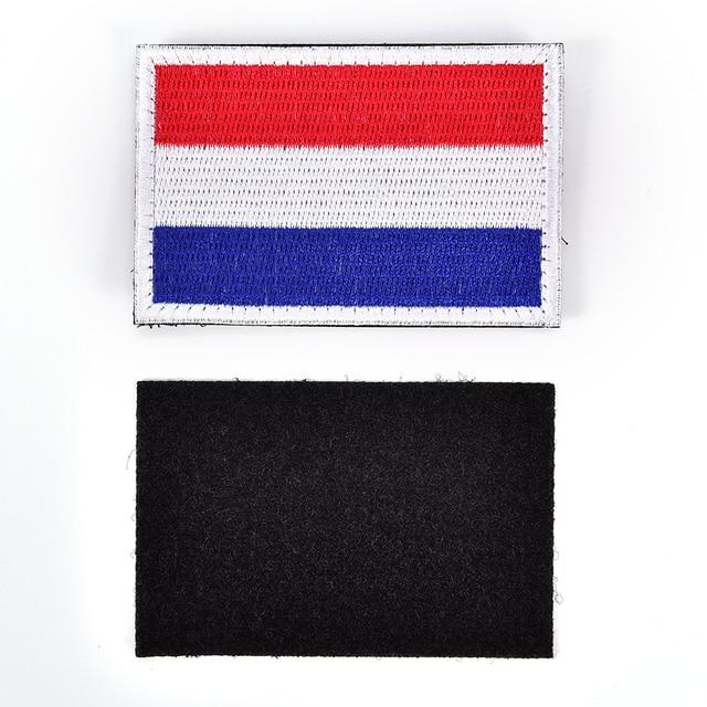 Kleding In Nederland.Nieuwe 1 St Nederland Nationale Vlag Tactische Geborduurde Patches