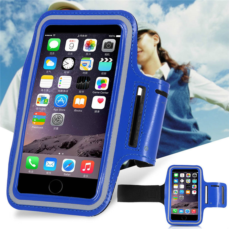 Universal Gym Arm Band Case For xiaomi mi5 note 2 note3 pro 5.5