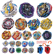 Beyblade Burst Toys B-139 B-140 B-142 B-144 Band Launcher Bables Metal Fusion Spinning Top Bey Blade Blades Toy Bayblade original launchers beyblade burst b 100 b 104 b 113 b 117 b 118 metal toupie bayblade burst kids fafnir bey blade blades toys