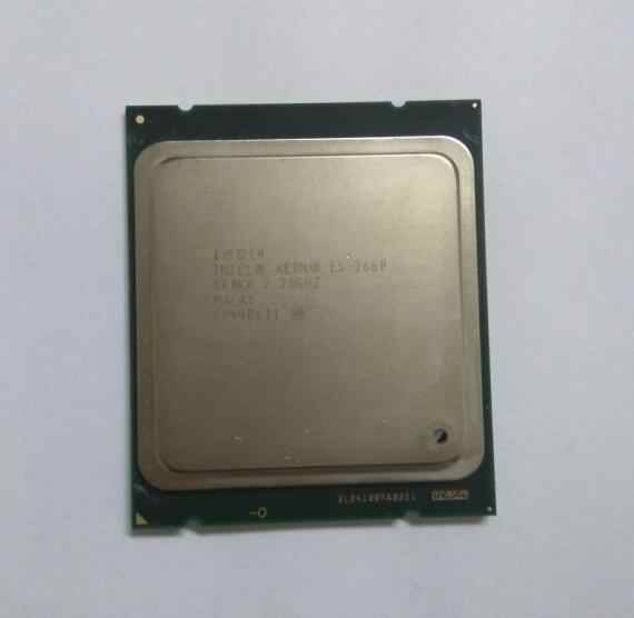 intel Xeon octa core Processor E5 2660 /sr0kk C2 L3 Cache 20M /2.2/GHz/8.00 GT/s LGA 2011 socket, have a e5 2670 e5 2680 sale