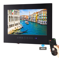 22 Inch Free Shipping WiFi Full HD 1080P Android 4 2 Smart Bathroom TV