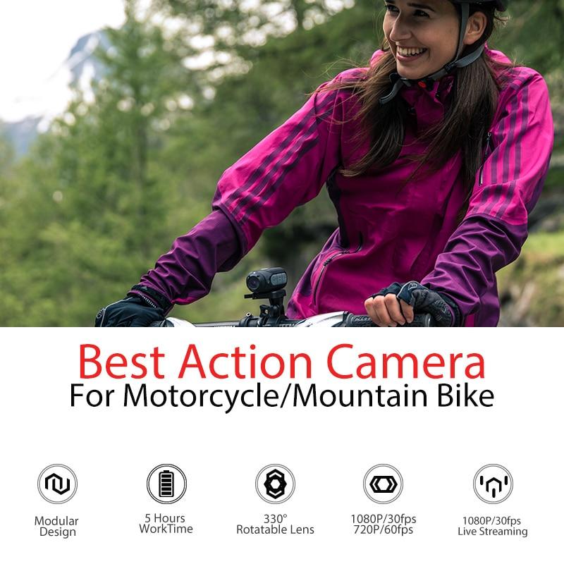Drift Ghost X MC Akcijska kamera Ambarella 1080P Motocikl Bicikl - Kamera i foto - Foto 4
