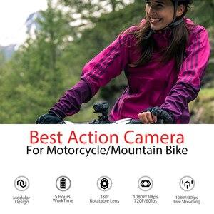 Image 5 - 드리프트 고스트 X MC 액션 카메라 Ambarella 1080P 오토바이 자전거 스포츠 헬멧 미니 캠 암 12MP CMOS 로터리 렌즈 와이파이