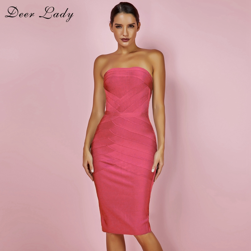 dd31a0b73b27 top 8 most popular hot pink sexy bodycon dress brands and get free ...