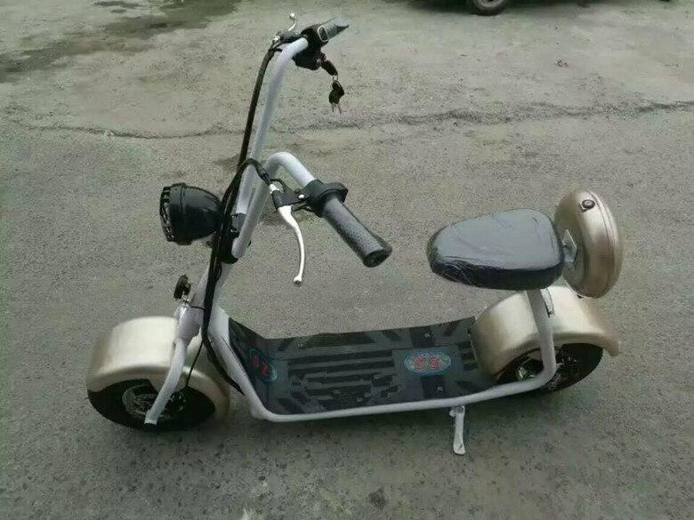 YK-XHL-03-48v12ah800w-Электрический скутер для детей мини-электрический велосипед