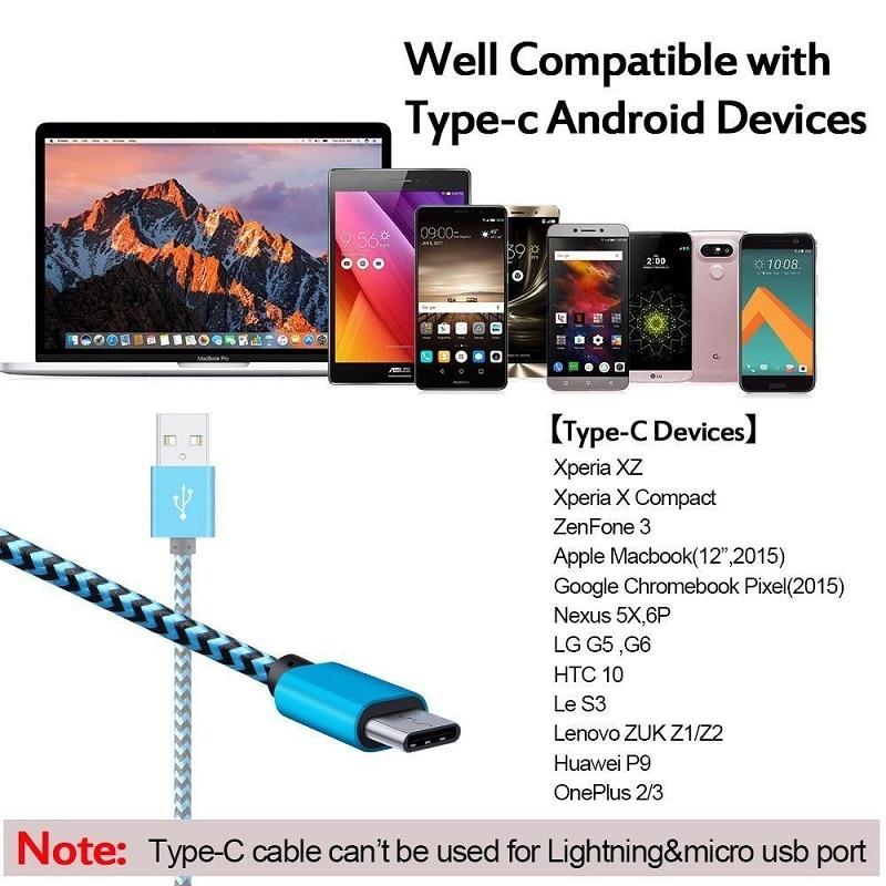 VSKEY 2A cargador de pared para LG G7 G6 G5 Q8 V30 V20 V30s HTC 10 - Accesorios y repuestos para celulares - foto 4