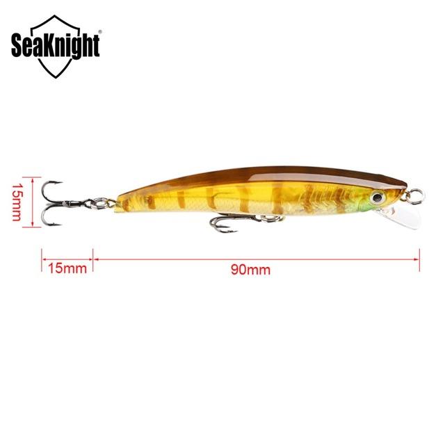SeaKnight Minnow SK009