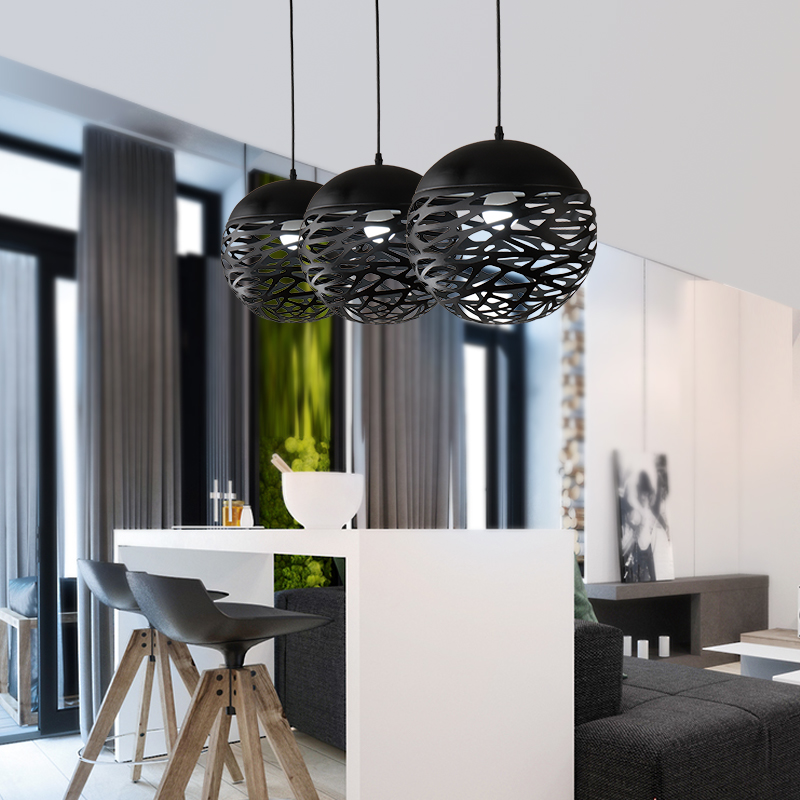 Modern Creative LED pendant lights fixture hanglampen lampara colgante for living Room Dining Room lampe pendant lamp art deco a1 led living room dining modern pendant lights ring fashion personality creative pendant lamp art bedroom hall pendant lamps