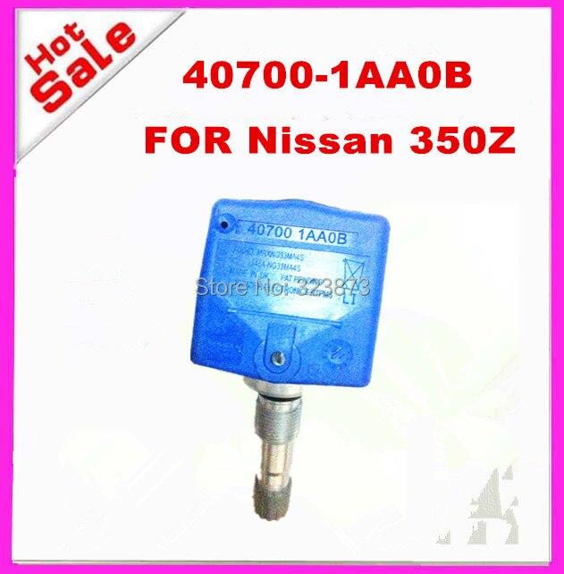 Tire Pressure Monitor Sensor font b TPMS b font For Infiniti 40700 1AA0B JA01B JA01C 40700