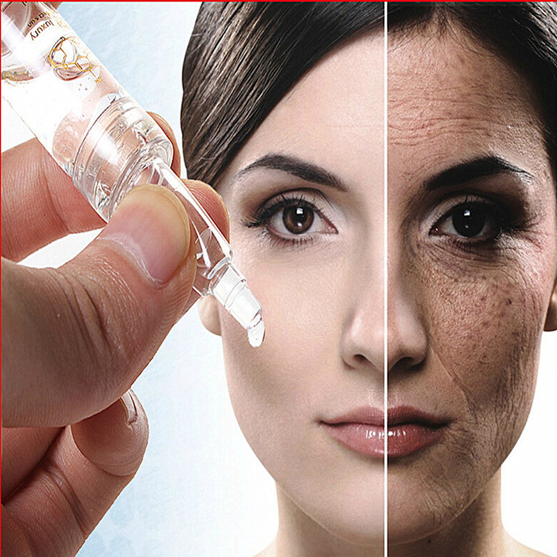 1PCS Apple Stem Cell Anti-aging Firming Liquid Skin Pigmentation Treatment Remove Freckle Face Care Moisturizer Whitening Cream
