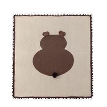 Детское одеяло новинка 2017 пеленка с милым мультяшным медведем