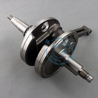 Motorcycle Crankshaft for YAMAHA Virago XV250 V Star Route 66 QJ KEEWAY Supershadow Cruiser Dorado Vento V thunder COLT 2V49FMM