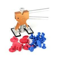 Dent Repair Tools For Car Kit Dent Lifter Paintless Hail Damage Repair Tools Car Body Dent