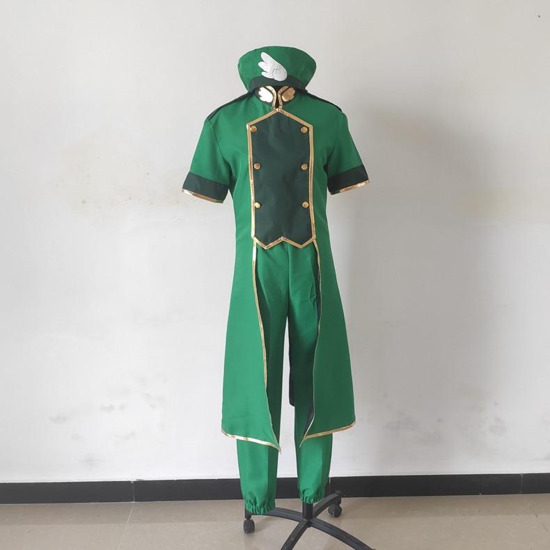 Li Anime Robe captor 8