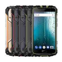 "Ulefone Armor 2S IP68 13MP Android 7.0 5.0"" 9V/2A MT6737T Quad Core 2GB+16GB Waterproof NFC Fingerprint 4G Mobile Phone 4700mAh"