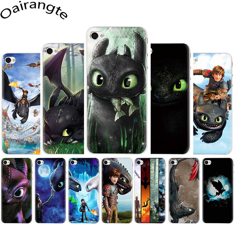 Toothless Hard phone cover case for iphone 5 5s 5C SE 6 6s 7 8 Plus X XR XS 11 pro Max