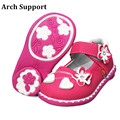 New Design 1pair Cheap Baby Children Leather Shoes+inner size 12.2-14.8cm,Girl single shoes, Leisure Kids Sneakers