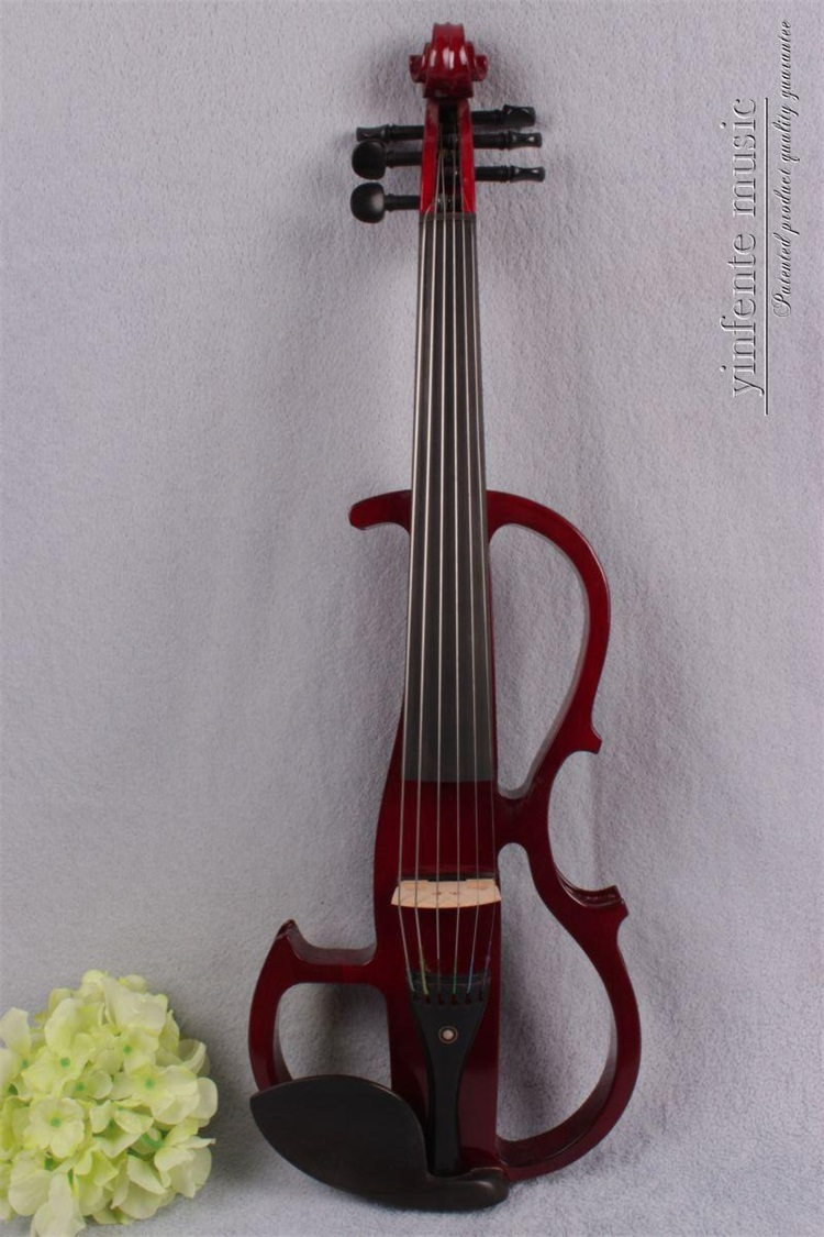 #9801# 4/4 Electric Violin Powerful Sound Solid wood  Big New 6 strings electronic violin dzulhelmi nasir behavioural ecology of the sunda colugo