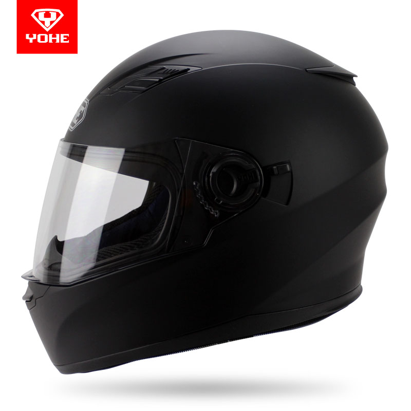ФОТО YOHE 970 men dual lens motorcycle helmet full helmet winter warm helmet Ms./racing series Casco capacete motoqueiro moto helmets