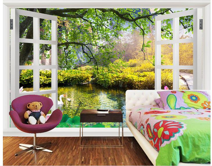 Wall Murals Cheap online get cheap window wall murals -aliexpress | alibaba group
