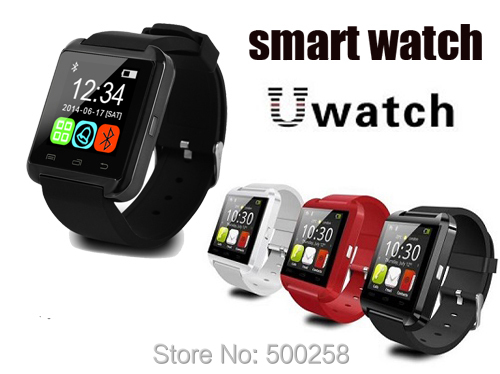 1 U8 Bluetooth Smart Wrist Watch Mate Android Samsung HTC cellphone mobile phone - -world store