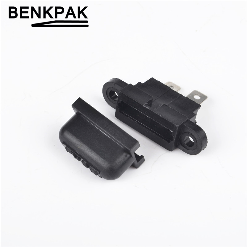 Middle Car Fuse Holder Anti Fire And Waterproof Fuses Box