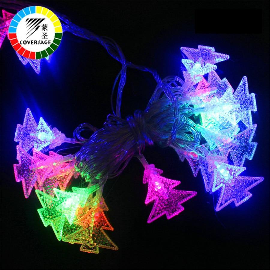 Coversage 10M 100 Рождество шыршасы Гарленд - Мерекелік жарықтандыру - фото 3