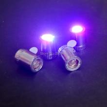 12 шт./лот красный синий флэш-светильник светодиодный воздушный шар бумажный фонарь свадебное украшение перо на батарейках светодиодный мини-светильник лампы