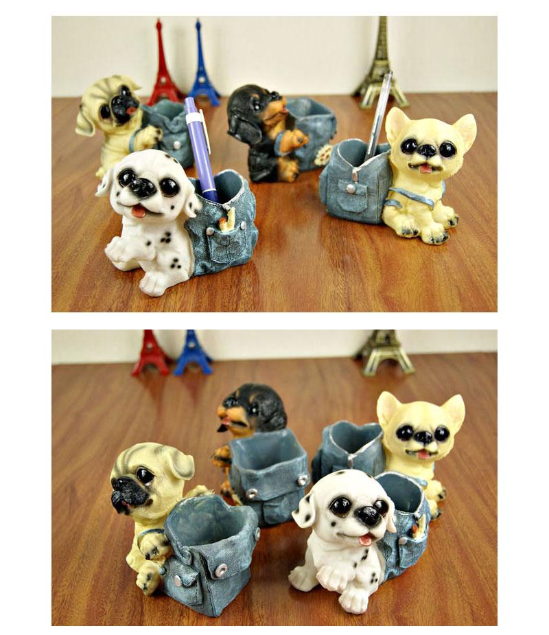 dog figurines (3)