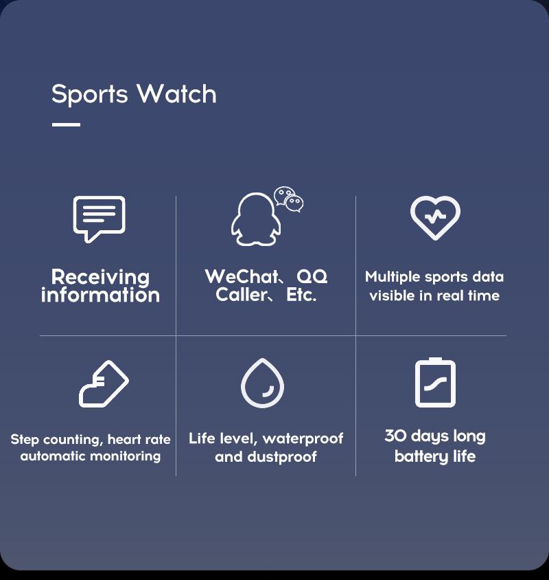 D13 Smart Watch 116 Plus Smart Bracelet 15
