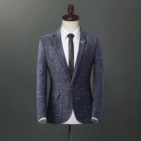 2019 New Arrival Luxury Men Blazer Suit Jacket For Men Suit Jackets Men Casual Slim Fit Dress Suits Blazer Plus Size M 4XL