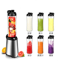 Blenders Portable juicer, full automatic fruit and vegetable multi function mini student Fried juice cup.NEW
