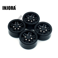 4PCS RC Crawler 1 10 Plastic 1 9 Inch Beadlock Wheel Rim For Axial SCX10 TAMIYA