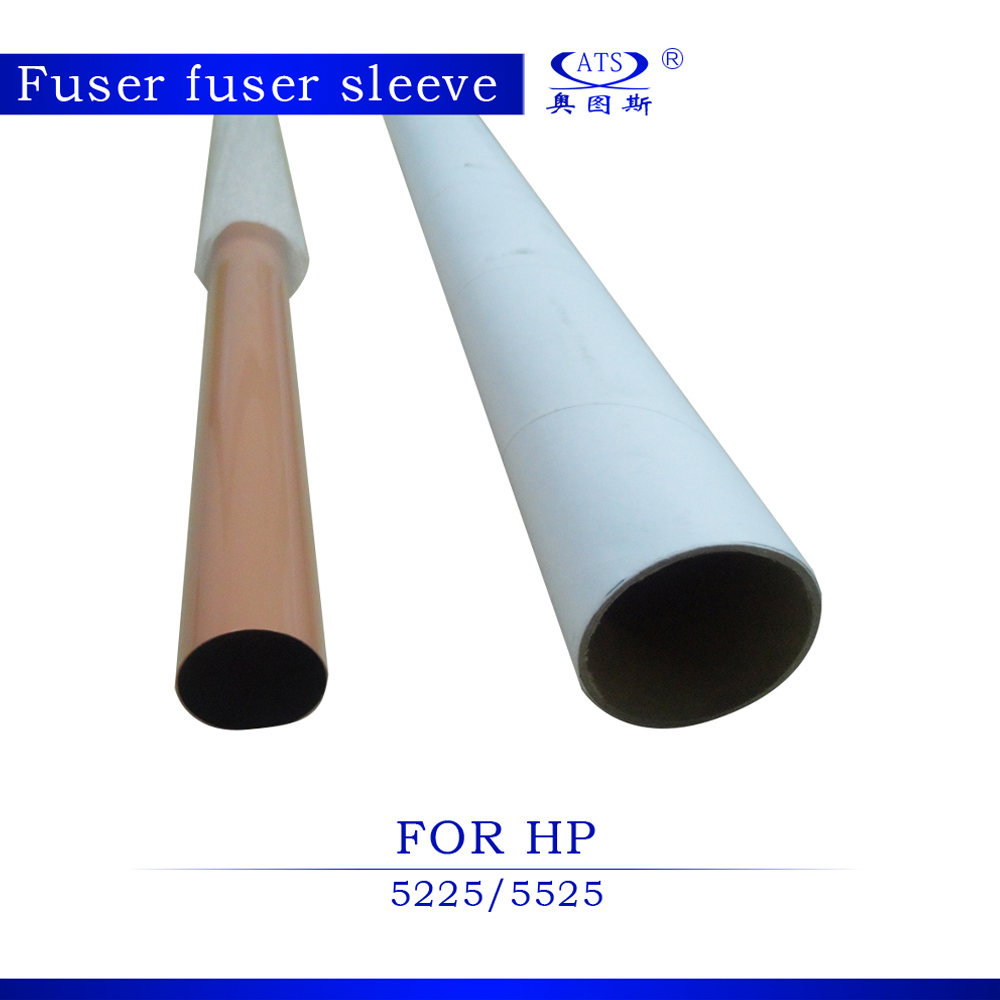 3PCS Photocopy Machine Fuser film sleeves compatible for HP5225 HP5525 5225 5525 parts 5525 5225 copier machine fuser film copier part c5030 fuser film compatible new for canon ir advance c5030 c5035 c5045 c5051 high quality