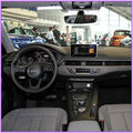 Interfaces de carro Adicionar Frente/Câmera Traseira Para Audi A4 B9 MJ 2016 Mudar Automaticamente Para Monitor de OEM
