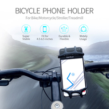 Bicycle Phone Holder For iPhone Samsung 4.5-6.5 inches Mobil