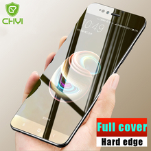 CHYI glass for xiaomi Mi A1(mi5x ) tempered glass 9h hardness explosion-proof screen protector curved mi5x glass full coverage