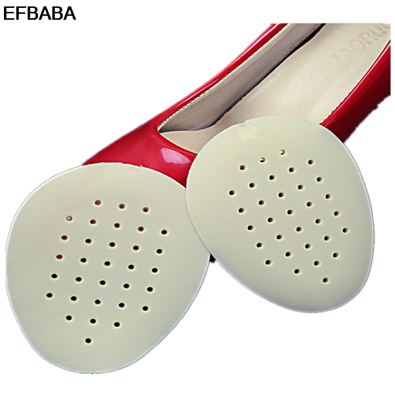 EFBABA Pads Gel Cushions Shock Absorbing Insoles Breathable High Heel Insole Comfortable Women Shoe Pad Accessoire Chaussure 2017 hot sale silicone increased insoles damping insole heel inserts pads gel cushions shoe liners accessories 5 layers 4 1cm