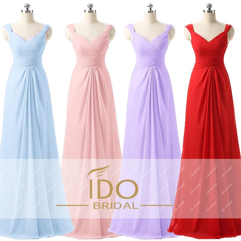 Asombroso Vestidos De Dama De Cielo Azul Elaboración - Vestido de ...