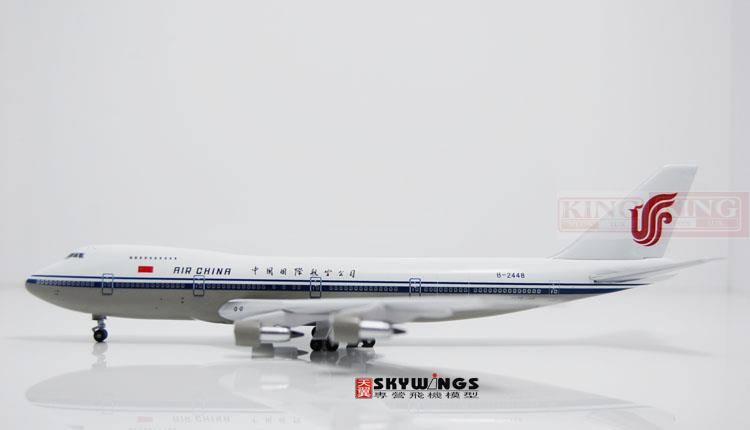 IF4742004 B747-200 China International Aviation 1:400 commercial jetliners plane model hobby Inflight 11010 phoenix australian aviation vh oej 1 400 b747 400 commercial jetliners plane model hobby