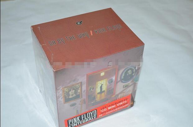 The British rock band Pink Floyd 16 CDS free shipping think british english 1 cl aud cds 3