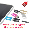 BrankBass USB 3.1 Type-C Male to Micro USB V8 Female Converter Micro USB Connector USB-C Adapter For Oneplus Two xiaomi 4c ect