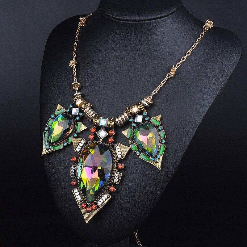 Vintage Crystal Necklaces...
