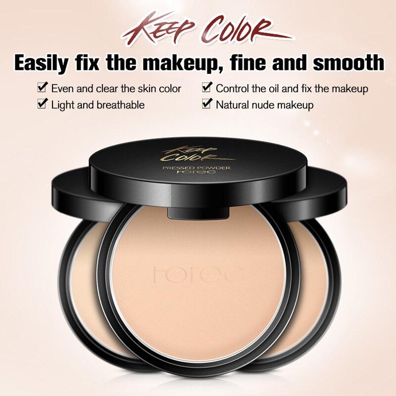 b93293112 ROREC Mineral presiona cara corrector de polvo Base de maquillaje  rendimiento usar Base en polvo compacto maquillaje iluminador en de en  AliExpress.com ...