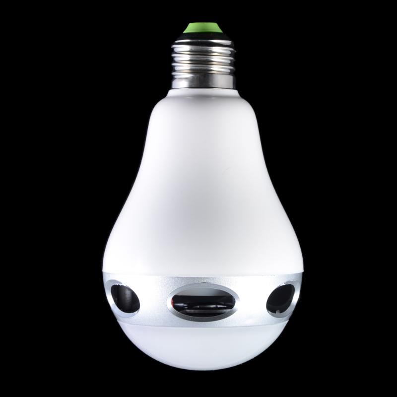 Bluetooth Audio Speaker LE Bulb Light Lamp E27 ...