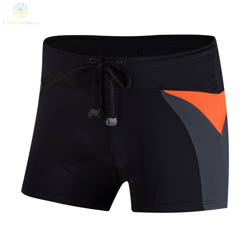 Swimwear Men 2016 Summer Diving Swimming Shorts Swimsuit Swimming Trunks Shark Spring Winter Boxer Bathing Sunga Briefs Beach men s sexy summer beach short low wait swimming briefs swimwear surf beach boxer brief jammer surfing trunks beach wear swimsuit