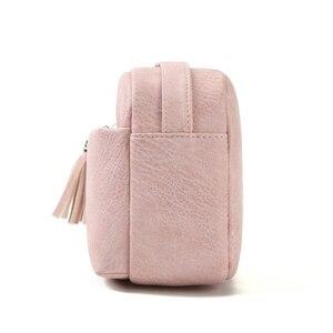 Image 4 - Qianxilu 2019 ใหม่ผู้หญิงขนาดเล็กกระเป๋าสะพายกระเป๋า Messenger กระเป๋าสุภาพสตรีกระเป๋าหนัง PU กระเป๋าถือกระเป๋าซิปหญิง Crossbody กระเป๋า