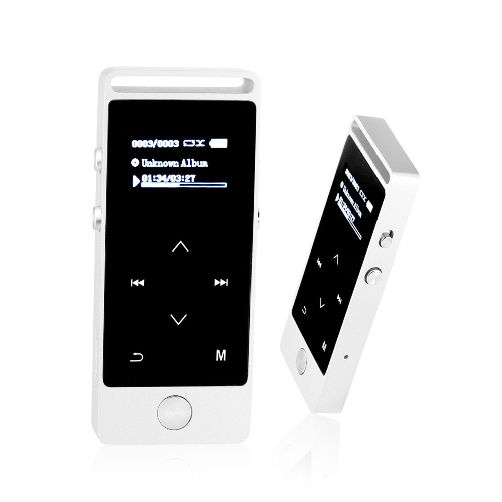 mini Original MP3 Player 8GB Metal High Sound Quality Lossless sport MP3 Music Player FM player